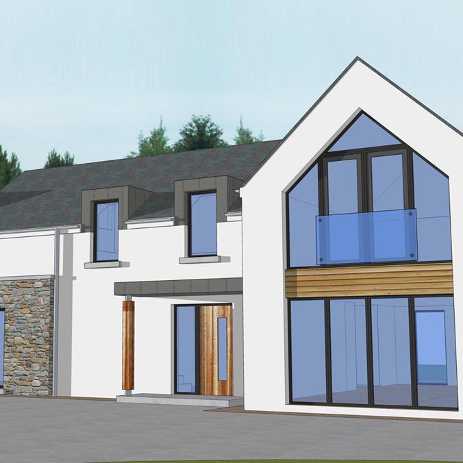 New House, Drumquin
