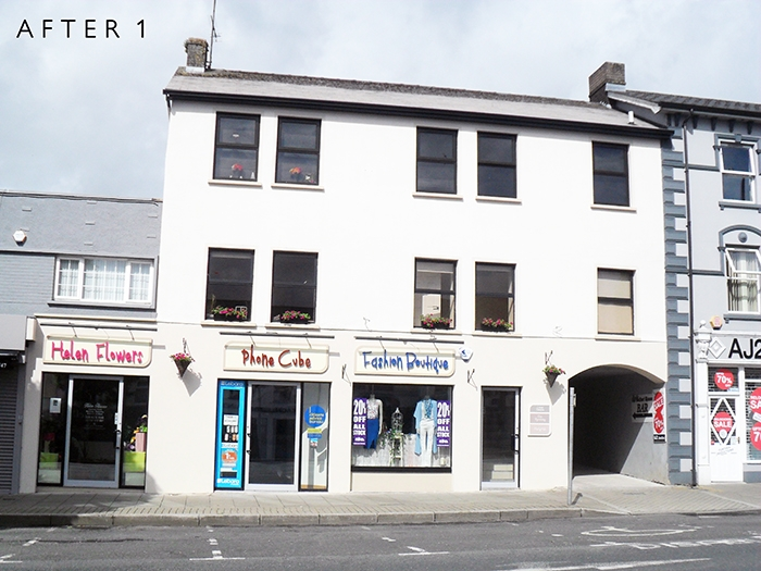 Commercial Development, Cookstown.